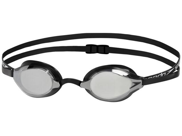 speedo Fastskin Speedsocket 2 Mirror Goggle Black/Mirror